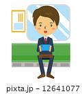 ビジネスマン【二頭身・シリーズ】 12641077