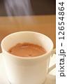 ホットココア ミルクココア ココアの写真 12654864
