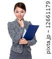 女性 キャリアウーマン ビジネスウーマンの写真 12661179