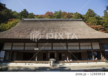 永源寺方丈 12669618