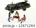 兵隊さんとジープ 12671264