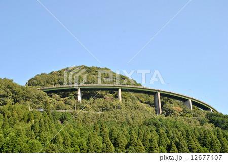 えびの人吉ループ橋 12677407