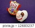 宝船 未年 羊の写真 12683237