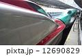 こまち 東北新幹線 はやぶさの写真 12690829