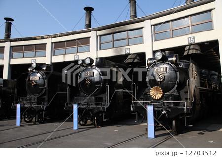 梅小路蒸気機関車館 12703512