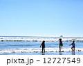 海水浴 西海岸 ビーチの写真 12727549