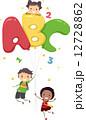 ABC Balloons 12728862