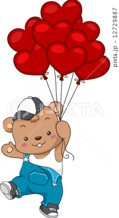 Balloon Delivery 12729887