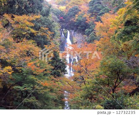 日本の滝百選」神庭の滝(かんば...