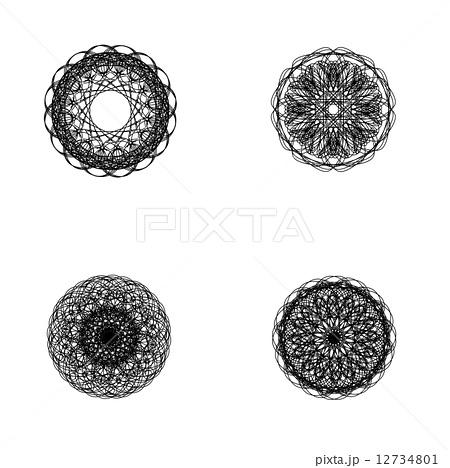 レースのイラスト素材 [12734801] - PIXTA