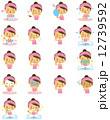 女性 美容 美顔 乾燥肌 しわ シミ 12739592