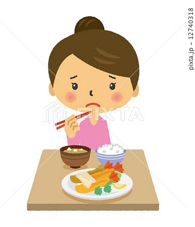 食欲不振 胃もたれ 食欲減退 食事 12740318