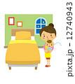 育児 ベビー 育児ストレスのイラスト 12740943