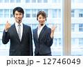ビジネスウーマン コールセンター オペレーターの写真 12746049