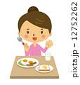 朝食【二頭身・シリーズ】 12752262