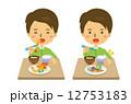 食事【二頭身・シリーズ】 12753183