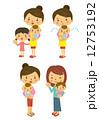 育児 子育 ベクターのイラスト 12753192