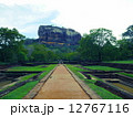 シーギリヤロック シギリヤロック スリランカの写真 12767116