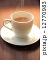 ホットココア ミルクココア ホットミルクココアの写真 12770983