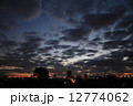 サンライズ 日の出 夜明けの写真 12774062