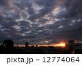 サンライズ 日の出 夜明けの写真 12774064