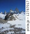 フィッツロイ ロストレス 雪山の写真 12787017