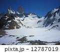 フィッツロイ ロストレス 雪山の写真 12787019