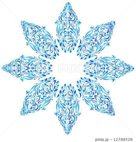 Snowflakeのイラスト素材 [12788526] - PIXTA