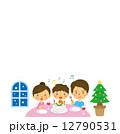 クリスマス パーティー クリスマスケーキ 12790531