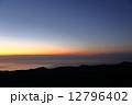 夕焼け 大島 12796402