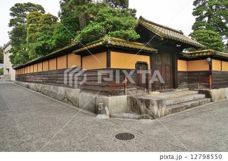 岡山県・倉敷の街並み 12798550