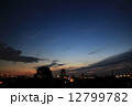 朝焼け 夜明け 日の出の写真 12799782