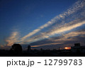 サンライズ 日の出 夜明けの写真 12799783