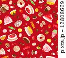 ケーキのパターン 12808669