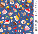 ケーキのパターン 12808670