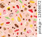 ケーキのパターン 12808672