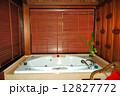 Jacuzzi at modern luxury villa, Samui island, Thailand 12827772