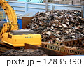 産業廃棄物 スクラップ 廃材の写真 12835390