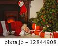 クリスマスイブ クリスマスイヴ 聖夜の写真 12844908