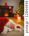 クリスマスイブ クリスマスイヴ 聖夜の写真 12844936