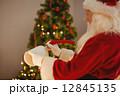 クリスマスイブ クリスマスイヴ 聖夜の写真 12845135