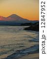 富士山 12847952