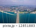 明石大橋 神戸淡路鳴門自動車道 神戸淡路鳴門線の写真 12851883