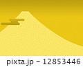 2016年賀状 富士山 12853446