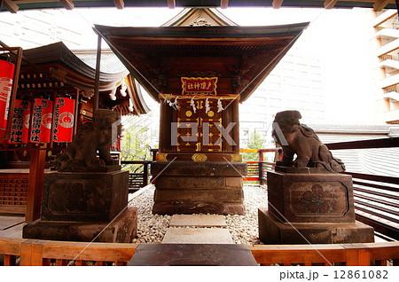 湯島天神 摂社 戸隠神社 (湯島天満宮) 東京都 文京区 12861082