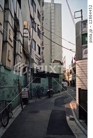 1990年代の記録・原宿 路地 東京都渋谷区 12864452