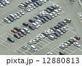 上空から見た駐車場 12880813