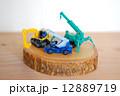 建設機械のミニカー 12889719