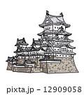 姫路城 12909058