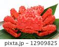 花咲ガニ 茹でガニ ボイル蟹の写真 12909825